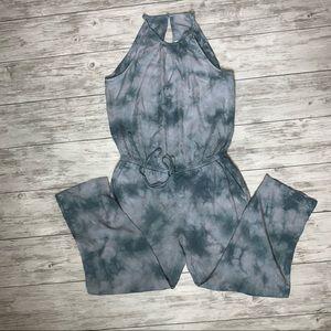 Cloth & Stone Blue Romper Size XS